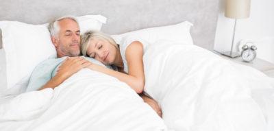 Miten nukkua paremmin yhdessä?